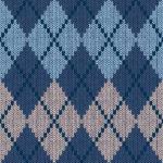 Wallpaper Cantik Motif Fabric AL-C-003