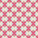 Wallpaper Cantik Motif Fabric AL-C-004