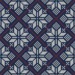 Wallpaper Cantik Motif Fabric AL-C-015