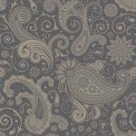 Wallpaper Cantik Motif Fabric AL-C-016