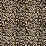 Wallpaper Cantik Motif Fabric AL-C-019
