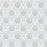 Wallpaper Cantik Motif Fabric AL-C-020