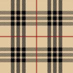 Wallpaper Cantik Motif Fabric AL-C-023
