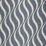 Wallpaper Cantik Motif Fabric AL-C-025