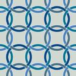 Wallpaper Cantik Motif Fabric AL-C-028