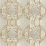 Wallpaper Cantik Motif Fabric AL-C-033