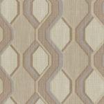 Wallpaper Cantik Motif Fabric AL-C-034
