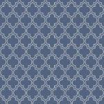 Wallpaper Cantik Motif Fabric AL-C-035