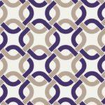 Wallpaper Cantik Motif Fabric AL-C-037
