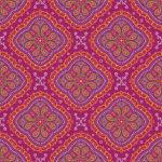 Wallpaper Cantik Motif Fabric AL-C-039