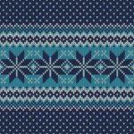 Wallpaper Cantik Motif Fabric AL-C-042