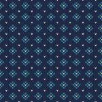 Wallpaper Cantik Motif Fabric AL-C-043