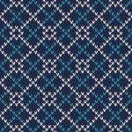 Wallpaper Cantik Motif Fabric AL-C-044
