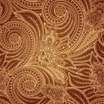 Wallpaper Cantik Motif Fabric AL-C-046