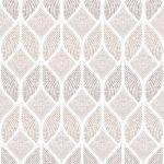 Wallpaper Cantik Motif Fabric AL-C-049