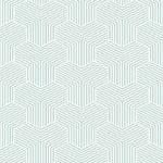 Wallpaper Cantik Motif Fabric AL-C-050
