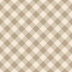 Wallpaper Cantik Motif Fabric AL-C-064