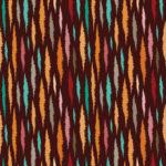 Wallpaper Cantik Motif Fabric AL-C-066