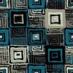 Wallpaper Cantik Motif Fabric AL-C-069