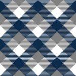 Wallpaper Cantik Motif Fabric AL-C-072