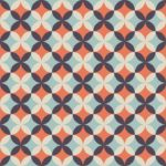 Wallpaper Cantik Motif Fabric AL-C-059
