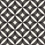 Wallpaper Cantik Motif fabric AL-C-060