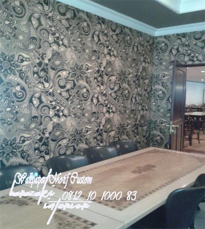 Wallpaper Dinding Untuk Restoran
