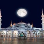 Wallpaper Motif Islamic H-028