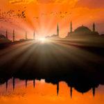 Wallpaper Motif Islamic H-032
