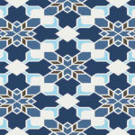 Wallpaper Motif Islamic H-036