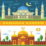 Wallpaper Motif Islamic H-056
