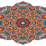 Wallpaper Motif Islamic H-058