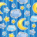 Wallpaper Motif Kids AL-E-007