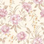 Wallpaper Murah Motif Floral AL-D-002