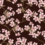 Wallpaper Murah Motif Floral AL-D-008