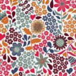Wallpaper Murah Motif Floral AL-D-010
