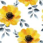 Wallpaper Murah Motif Floral AL-D-013