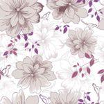 Wallpaper Murah Motif Floral AL-D-016