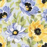 Wallpaper Murah Motif Floral AL-D-018