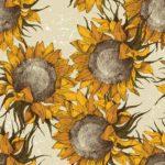 Wallpaper Murah Motif Floral AL-D-019
