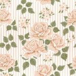 Wallpaper Murah Motif Floral AL-D-022