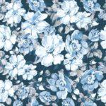 Wallpaper Murah Motif Floral AL-D-023