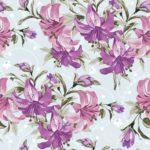 Wallpaper Murah Motif Floral AL-D-025