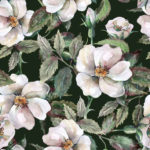 Wallpaper Murah Motif Floral AL-D-028
