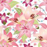 Wallpaper Murah Motif Floral AL-D-029