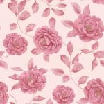 Wallpaper Murah Motif Floral AL-D-031