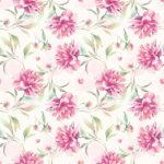 Wallpaper Murah Motif Floral AL-D-044