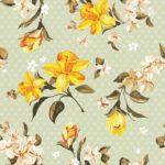 Wallpaper Murah Motif Floral AL-D-045