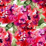 Wallpaper Murah Motif Floral AL-D-048
