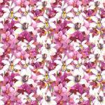 Wallpaper Murah Motif Floral AL-D-053